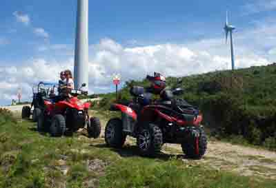 Tour em Buggy & Quad trip no norte de Portugal
